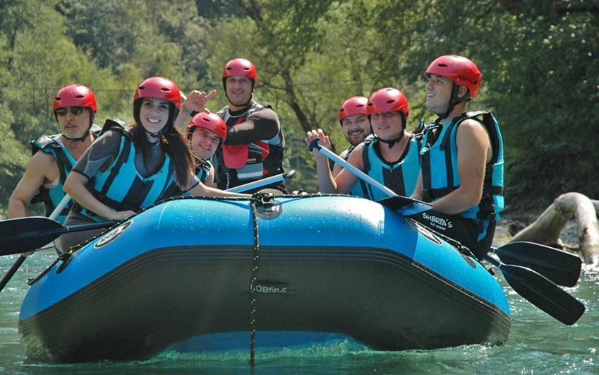Rafting One day