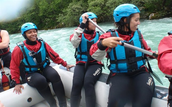 Rafting Three Days