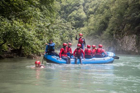 Rafting Weekends